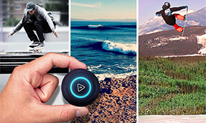 Trace – Activity Monitor for Action Sports