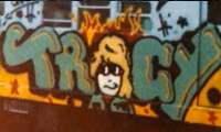 Tracy 168 Talks About Graffiti