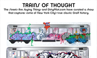 Trains Of Thought Online Art Show