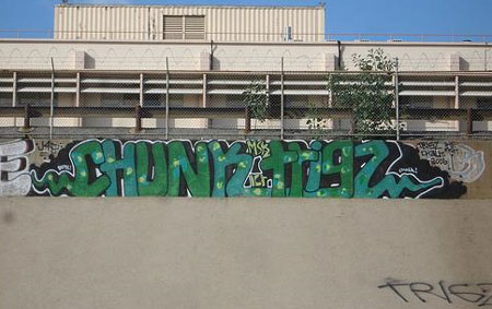 Chunk Trigz Graffiti