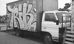 Trik Graffiti Interview