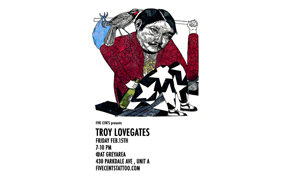 Other/Troy Lovegates Show in Ottawa
