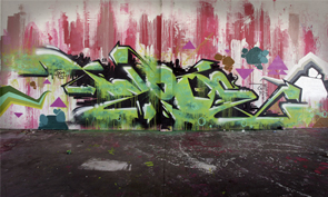 Interview with the Graffiti Artist Typoe