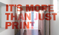Anamorphic Typography