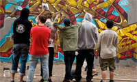 UNC Graffiti Crew Website
