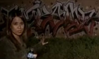 Undercover Police Graffiti Bust