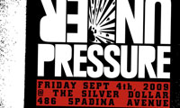 The Under Pressure Fundraiser in Toronto