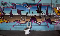 Utah Graffiti by Tahoe