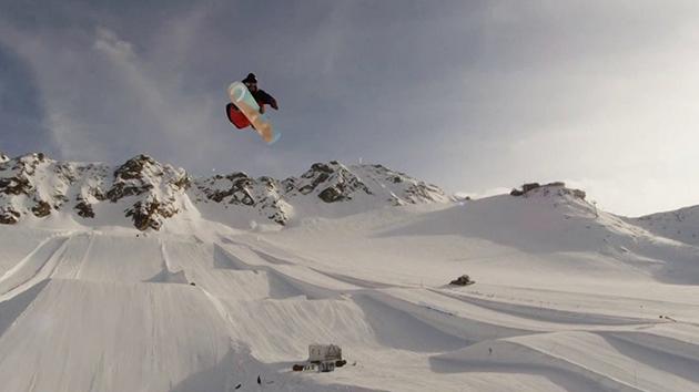val senales snowboarding