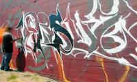 Versuz Graffiti in Los Angeles