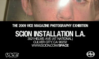 The 2009 Vice Magazine Photography Exhibition