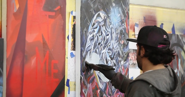 victor reyes graffiti