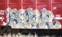 Victoria BC Graffiti