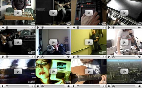 Video Music in B Flat
