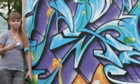 Vik Graffiti Interview