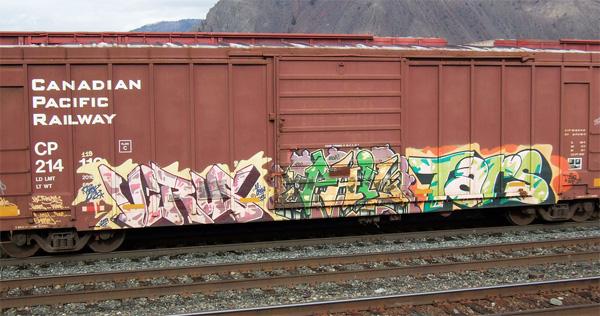 virus tars boxcar