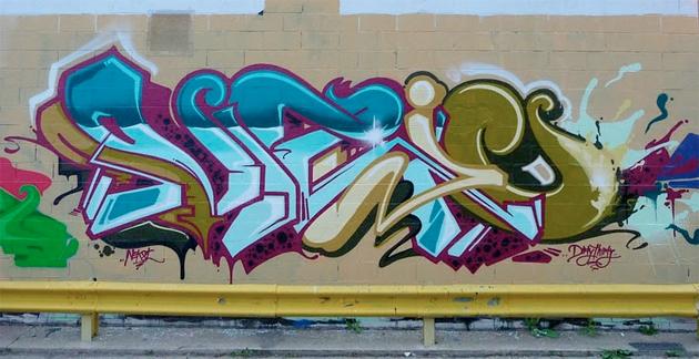 vizie graffiti