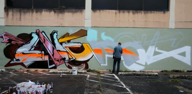 vizie painting nekst graffiti