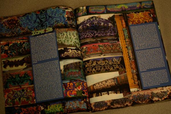 Volume One Graffiti Magazine