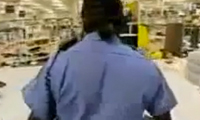Wal-Mart looting