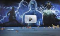 Watchmen Graffiti Time Lapse Video