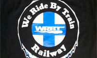 We Ride By Train T-Shirts