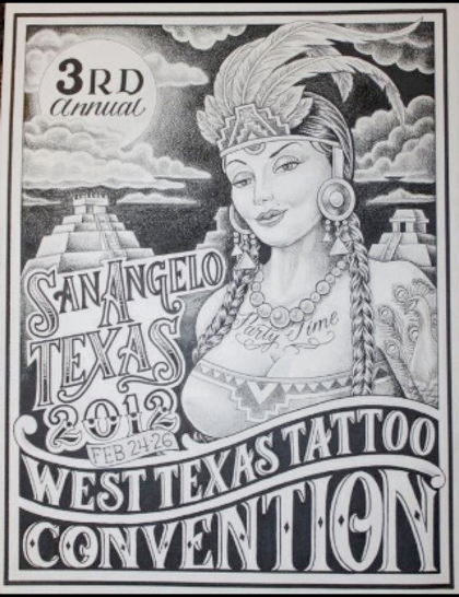 west texas tattoo convention 3rd annual