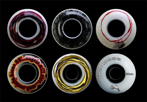 Revok Skateboard Wheels