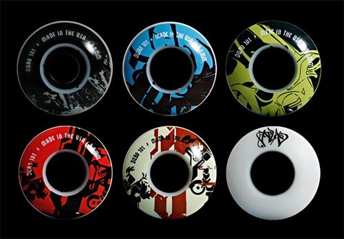 Atlas Skateboard Wheels