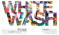 Pose & KC Ortiz – White Wash