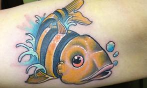 Tattoo Tuesday No. 228