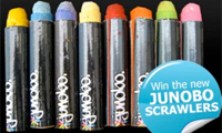 Win A Set of Junobo Scrawlers