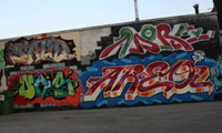 Deepcity Holla Graffiti Event