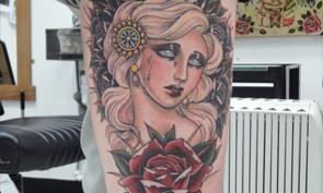 Tattoo Tuesday No. 89