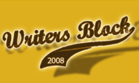 Writers Block 2008