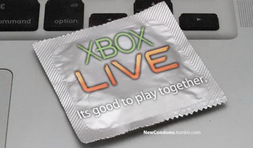 xbox condom
