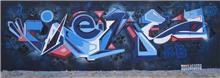 xeme graffiti wall