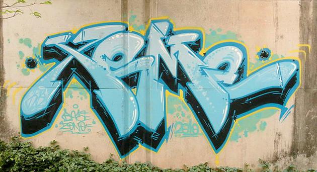 xeme graffiti