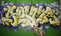 Yesca Graffiti Interview