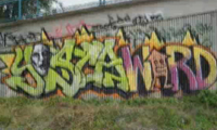Yesca & Werd Graffiti Video