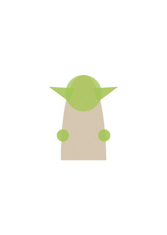 yoda minimal shapes