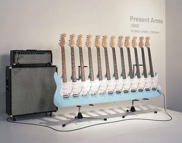 yoshihiko satoh 12 guitar designs
