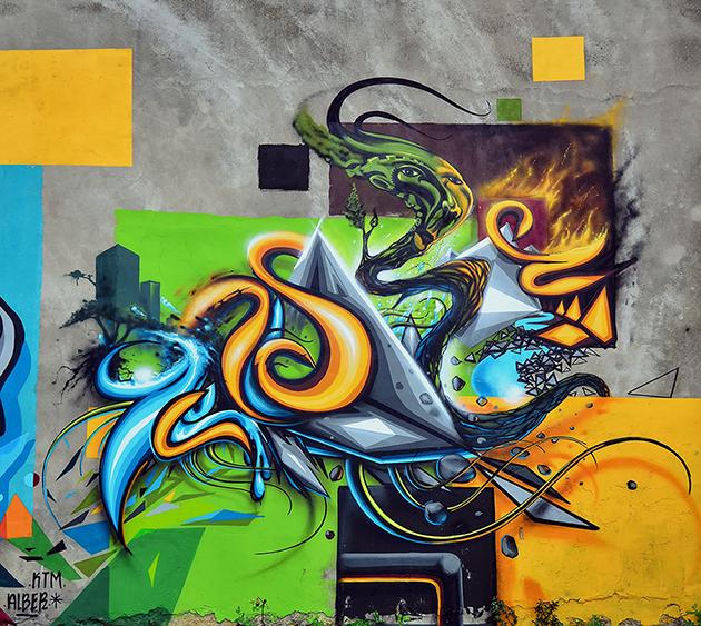 zarb graffiti france