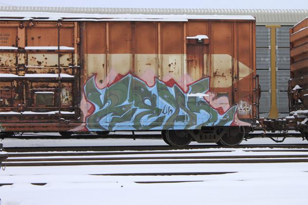 zeal graffiti