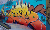 Graffiti Artist Zek Interview