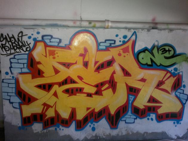 zer graffiti