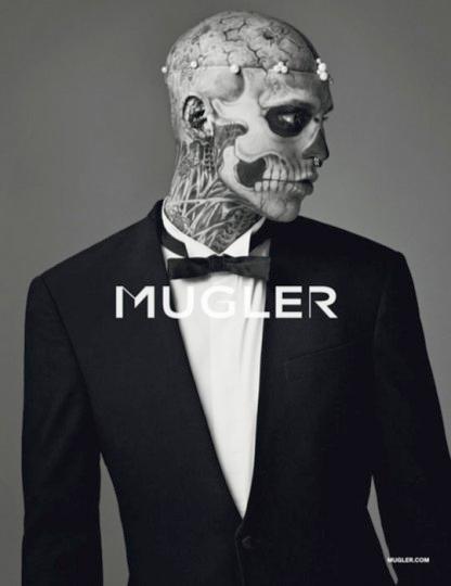 zombie boy and mugler