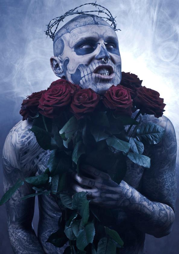 zombie boy stephane roy