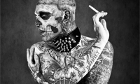 Zombie Boy for Factice Magazine