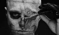 Video Interview with Zombie Boy